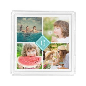 4 Photo Collage Tray $39.05