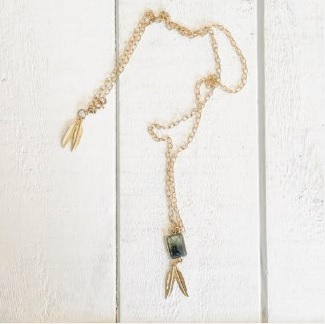 Earth & Sky Necklace $76