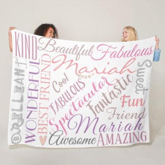 Personalised Blanket $88.35