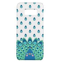 cute peacock samsung case