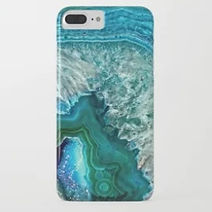 agate mineral iphone case