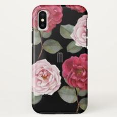 Elegant Watercolor Roses