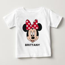 Minnie Baby Shirt $14.50