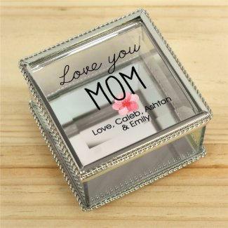 Mom Jewelry Box $27.99
