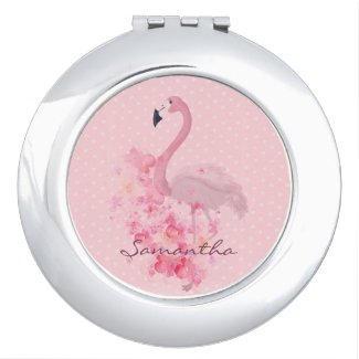Flamingo Mirror $16.85