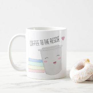 Coffee Hero Mug $15.80
