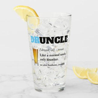 Funny Dr-uncle Glass $14.65