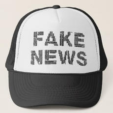 Fake News Hat $15.80