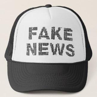 Fake News Hat $15.80
