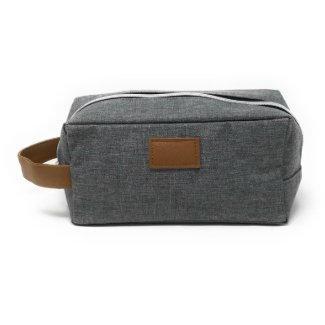 Grey Toiletry Bag $14.98