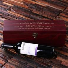 Engraved Wine Set $29.99
