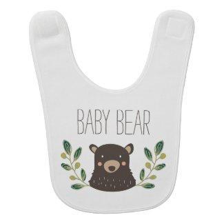 Woodland Bear Bib $21.10