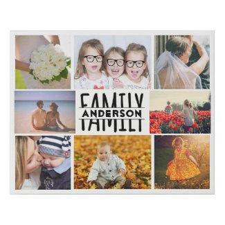 Photo Collage Canvas $36.78