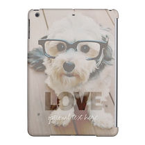 custom photo filter love ipad case