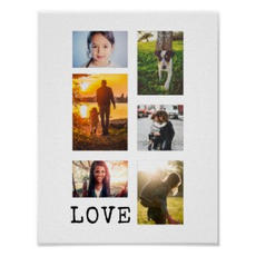 Photo Collage Poster $8.80