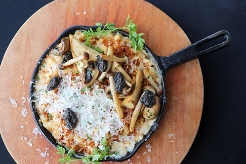 Truffle Mac & Cheese (Serves 2-3)