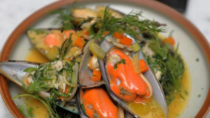 NZ Jumbo Green Lip Mussels