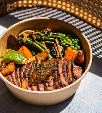 USDA Prime Beef Bowl