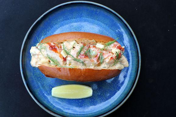 Maine Lobster Roll Sandwich