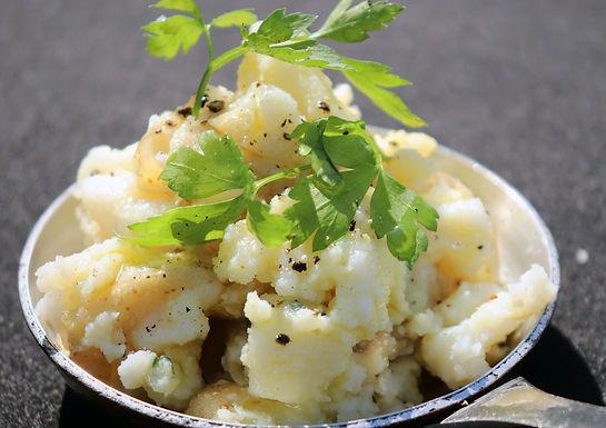 Horseradish Mashed Potato (Serves 2)