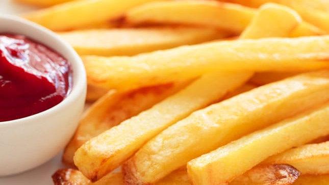 US Russet Potato Fries