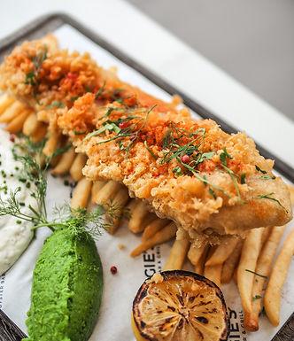 Angie's  Original Fish 'N Chips