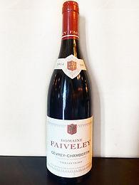 2014 Domaine Faiveley Gevrey-Chambertin Vieilles Vignes, France