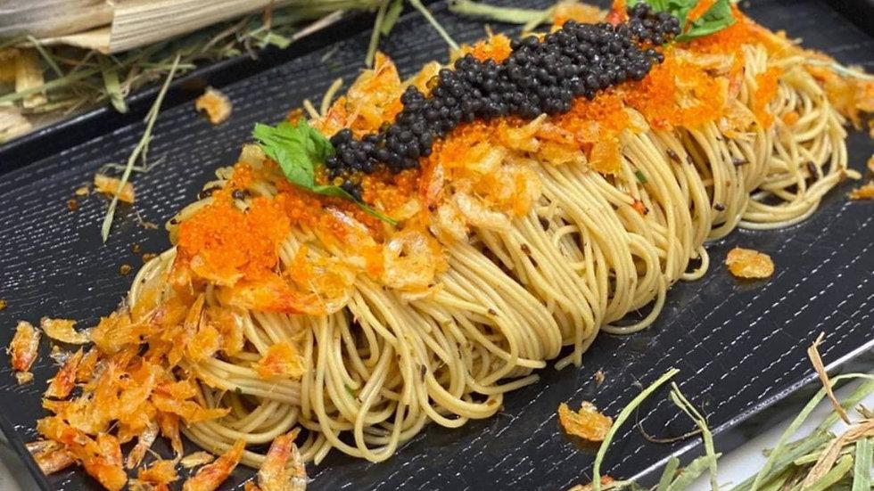 Truffle Kombu Cold Pasta- Classic