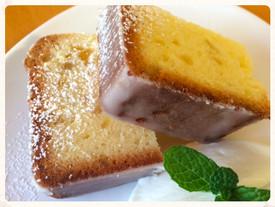 文旦のウィークエンドケーキ