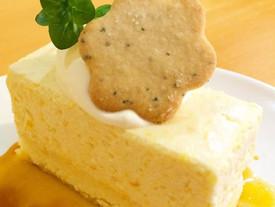 和泉産 不知火のムースケーキ
