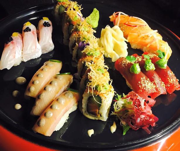Nigiri - Maki - Sushi Revolution