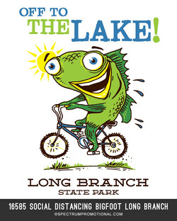 16533 Bike Fish Long Branch