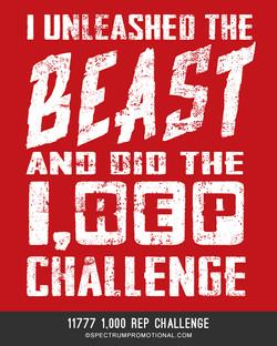 11777 1,000 Rep Challenge