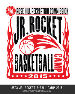 8593 Jr. Rocket B-Ball Camp 2015
