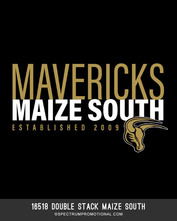 16518 Double Stack Maize South