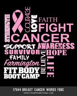 17044 Breast Cancer Words FBBC