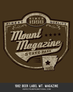 1062 Beer Label Mt. Magazine