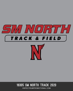 16305 SM North Track 2020