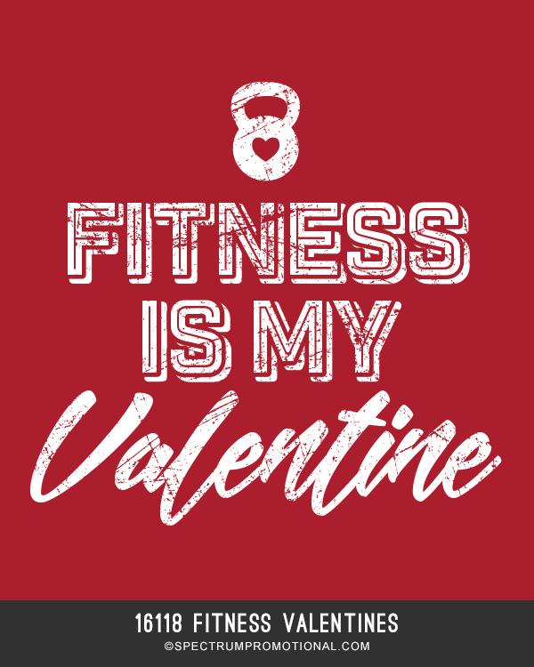 16118 Fitness Valentines
