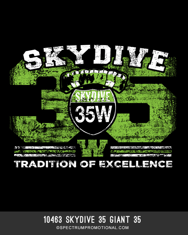 10463 Skydive 35 Giant 35