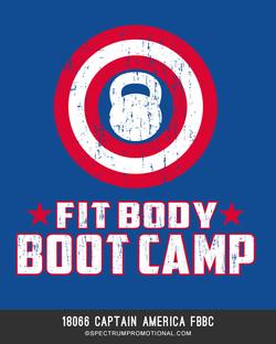 18066 Captain America FBBC