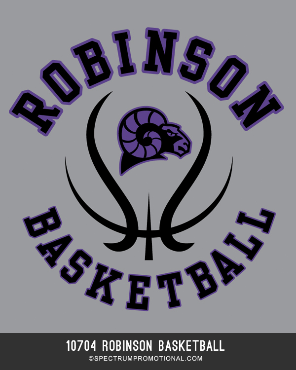 10704 Robinson Basketball