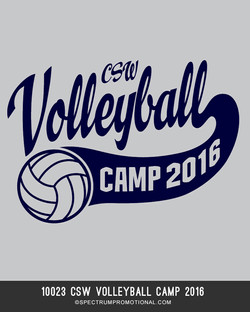 10023 CSW Volleyball Camp 2016