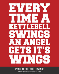 12023 Kettlebell Swings