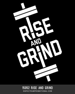 15052 Rise and Grind