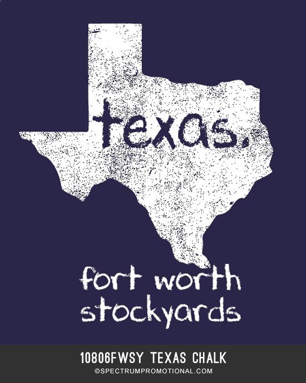 10806FWSY Texas Chalk