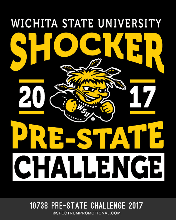 10738 PRE-STATE CHALLENGE 2017