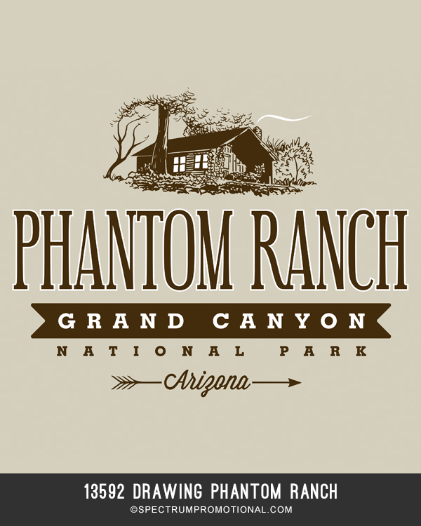 13592 Drawing Phantom Ranch