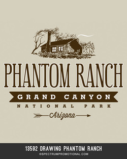 13592 Drawing Phantom Ranch