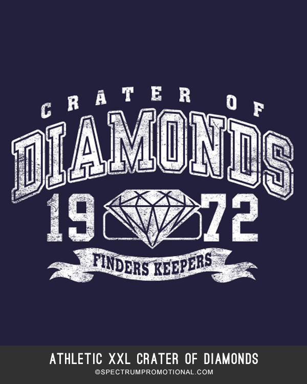 Athletic XXL Crater Of Diamonds